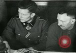 Image of German soldier Germany, 1940, second 32 stock footage video 65675020689