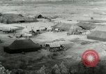 Image of Field hospital Panmunjom Korea, 1953, second 22 stock footage video 65675020693