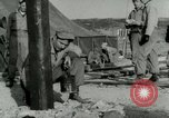 Image of Field hospital Panmunjom Korea, 1953, second 36 stock footage video 65675020693