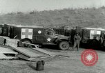 Image of Field hospital Panmunjom Korea, 1953, second 49 stock footage video 65675020693