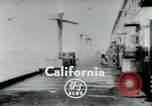 Image of Sea gull Los Angeles California USA, 1953, second 4 stock footage video 65675020697