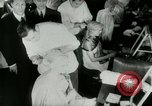 Image of Coiffures compete Paris France, 1953, second 9 stock footage video 65675020698