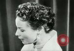 Image of Coiffures compete Paris France, 1953, second 17 stock footage video 65675020698