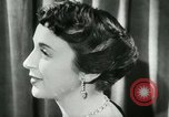 Image of Coiffures compete Paris France, 1953, second 21 stock footage video 65675020698