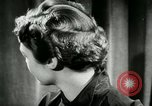 Image of Coiffures compete Paris France, 1953, second 37 stock footage video 65675020698