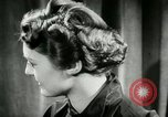 Image of Coiffures compete Paris France, 1953, second 38 stock footage video 65675020698