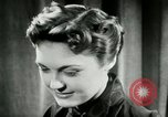 Image of Coiffures compete Paris France, 1953, second 40 stock footage video 65675020698