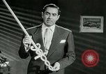 Image of Tyrone Power United States USA, 1953, second 24 stock footage video 65675020701