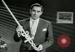 Image of Tyrone Power United States USA, 1953, second 25 stock footage video 65675020701