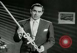 Image of Tyrone Power United States USA, 1953, second 32 stock footage video 65675020701