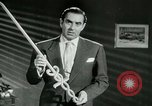 Image of Tyrone Power United States USA, 1953, second 33 stock footage video 65675020701
