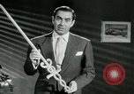Image of Tyrone Power United States USA, 1953, second 38 stock footage video 65675020701
