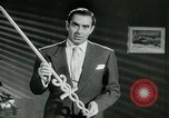 Image of Tyrone Power United States USA, 1953, second 44 stock footage video 65675020701