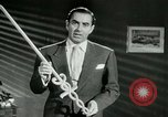 Image of Tyrone Power United States USA, 1953, second 47 stock footage video 65675020701