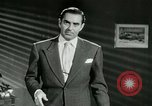 Image of Tyrone Power United States USA, 1953, second 50 stock footage video 65675020701