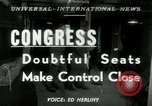 Image of 82nd Cogressional Electiions United States USA, 1950, second 1 stock footage video 65675020703