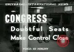 Image of 82nd Cogressional Electiions United States USA, 1950, second 5 stock footage video 65675020703