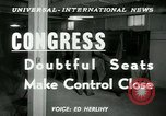 Image of 82nd Cogressional Electiions United States USA, 1950, second 6 stock footage video 65675020703