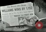 Image of 82nd Cogressional Electiions United States USA, 1950, second 51 stock footage video 65675020703