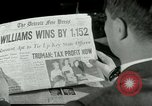 Image of 82nd Cogressional Electiions United States USA, 1950, second 52 stock footage video 65675020703