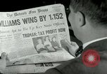 Image of 82nd Cogressional Electiions United States USA, 1950, second 54 stock footage video 65675020703