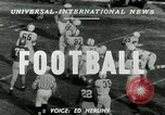 Image of Football match Lawrence Kansas USA, 1950, second 5 stock footage video 65675020705