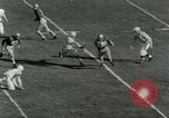 Image of Football match Lawrence Kansas USA, 1950, second 12 stock footage video 65675020705
