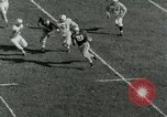 Image of Football match Lawrence Kansas USA, 1950, second 13 stock footage video 65675020705