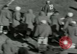 Image of Football match Lawrence Kansas USA, 1950, second 18 stock footage video 65675020705