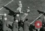 Image of Football match Lawrence Kansas USA, 1950, second 19 stock footage video 65675020705
