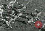 Image of Football match Lawrence Kansas USA, 1950, second 20 stock footage video 65675020705