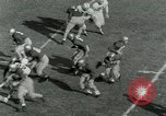 Image of Football match Lawrence Kansas USA, 1950, second 21 stock footage video 65675020705