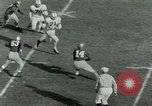 Image of Football match Lawrence Kansas USA, 1950, second 22 stock footage video 65675020705