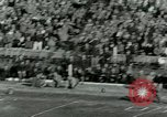 Image of Football match Lawrence Kansas USA, 1950, second 24 stock footage video 65675020705