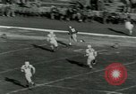 Image of Football match Lawrence Kansas USA, 1950, second 28 stock footage video 65675020705