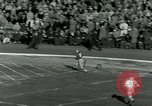 Image of Football match Lawrence Kansas USA, 1950, second 30 stock footage video 65675020705