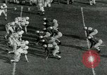 Image of Football match Lawrence Kansas USA, 1950, second 34 stock footage video 65675020705