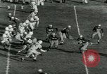 Image of Football match Lawrence Kansas USA, 1950, second 35 stock footage video 65675020705
