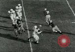 Image of Football match Lawrence Kansas USA, 1950, second 36 stock footage video 65675020705