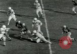 Image of Football match Lawrence Kansas USA, 1950, second 37 stock footage video 65675020705