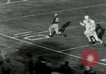 Image of Football match Lawrence Kansas USA, 1950, second 44 stock footage video 65675020705