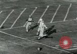 Image of Football match Lawrence Kansas USA, 1950, second 45 stock footage video 65675020705