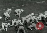 Image of Football match Lawrence Kansas USA, 1950, second 50 stock footage video 65675020705