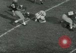 Image of Football match Lawrence Kansas USA, 1950, second 56 stock footage video 65675020705