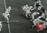 Image of Football match Lawrence Kansas USA, 1950, second 58 stock footage video 65675020705