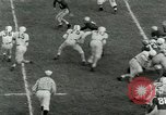 Image of Football match Lawrence Kansas USA, 1950, second 59 stock footage video 65675020705