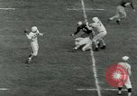 Image of Football match Lawrence Kansas USA, 1950, second 60 stock footage video 65675020705