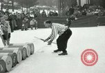 Image of Barrel jumping New York United States USA, 1953, second 8 stock footage video 65675020710