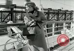 Image of Josef bags New York United States USA, 1953, second 8 stock footage video 65675020715