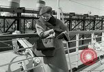 Image of Josef bags New York United States USA, 1953, second 9 stock footage video 65675020715